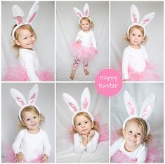 adorable easter picture