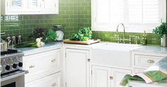 Go Green during your home renovation with these three easy tips.