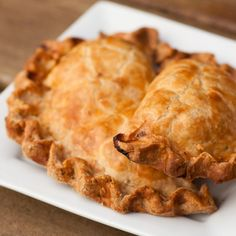 North Country Pasty are a delicious full meal in a handy pocket. They are soft, flaky and so good!
