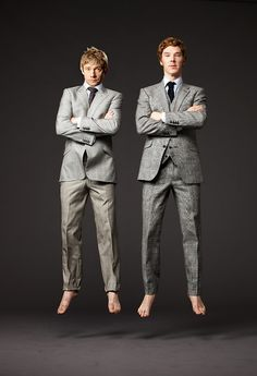 oh my god this picture... martin and ben