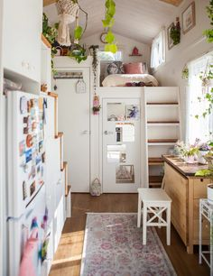 La tiny house que même Marie Kondo cite en exemple - PLANETE DECO a homes world