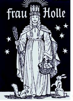 Holde, Frau Holle