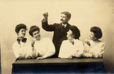 Wine tasting in Sunland-Tujunga, ca. 1910s. The foothills of the San Gabriel Mountains in the Sunland-Tujunga area were once the site of vineyards. Little Landers Historical Society. San Fernando Valley History Digital Library.