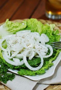 Marinated Vidalia Onion Salad