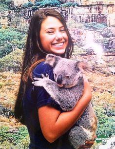 Katie @katiejberlin in #Australia