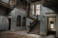 Abandoned Private School