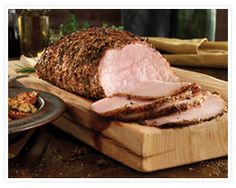 Our balsamic rosemary pork loin with roasted potatoes recipe is a complete meal for lovers of pork.  Combining rosemary, olive oil, balsamic vinegar, black pepper and garlic with a boneless top loin pork roast and roasted potatoes is what makes this dish special.