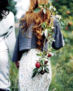 nighttattoo skirt, green gables, season, freshly picked, orchard, branch, friend, appl pick, natural beauty