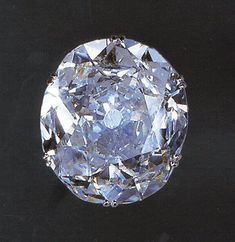 The Koh-I-Noor Diamond: It has been said that whoever owned the Koh-I-Noor ruled the world, a suitable statement for this, the most famous of all diamonds. The stone is now set in the Maltese Cross at the front of the crown made for Queen Elizabeth the Queen Mother and is part of the Crown Jewels of England