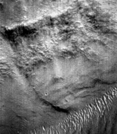 "Mysterious ""Crowned Face"" spotted on Mars. its candace from phines and ferb"