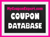 "Coupon Database...Best coupon database  ever!! Must See!!!!!  The database is really easy to use!  You can either enter the item that you are looking for such as ""bread"" or ""butter"" and pull up all coupons available from all manufacturers or you can search specifically for one manufacturer such as ""Country Crock"".  If a coupon is a printable, the coupon will be highlighted, so just click on it and it will take you safely to the location of the printable coupon so you can print yours!!"
