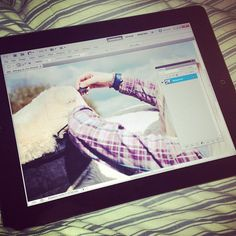 Turn Your iPad Into A Mini Wacom Graphic Tablet Like The Cintiq | Digital Photoshop High-End Retouching Tutorial Videos