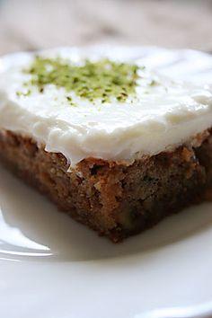Turkish Fig Dessert