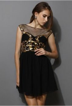 embellish black, shape sequin, dresses, heart shapes, sequins, black gold, closet, dress heart, black dress