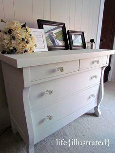 refinished dresser Small Dresser, Refinishing Dressers, Master Bedrooms, Dresser Inspir, Refinish Dresser, Refinish Furnitur