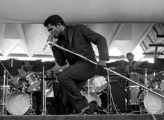 HBO to Debut James Brown Documentar 'Mr. Dynamite'