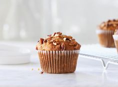 Diamond Banana Nut Muffins