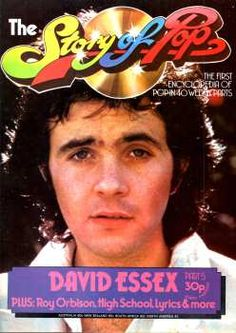 The Story of Pop with David Essex #70scomics