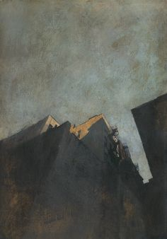 Federico Infante is a Chilean artist. In every image, the viewer can see the painting's first layer, the beginning of the artwork. A consecutive and methodical accumulation of layers comes next. A character or environment will appear; a figure will define the meaning of this abstract process. This reveals a reflexive and suggestive introspection, a beautifully constructed image that lets the audience find themselves in Federico's imaginary landscape