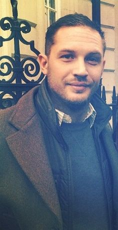 Lovely Tom Hardy