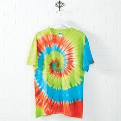 Spiral Tie-Dye T-Shirt