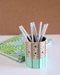 This Pencil Holder Rules - DIY Pencil Holder