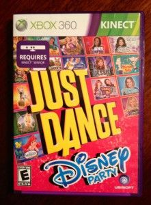 Just Dance Disney Party XBOX game, for kids who love dance and sing.i have it on wii for valentines day