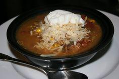 CrockPot Tortilla Soup Recipe