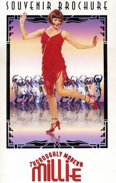 julie andrews thoroughly modern millie | Film, Tv & Theatre @ Gwen Russell ~ Bridal Couture