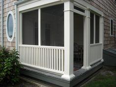 small screen porch