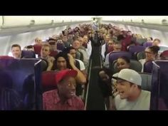 THE LION KING Australia: Cast Sings Circle of Life on Flight Home