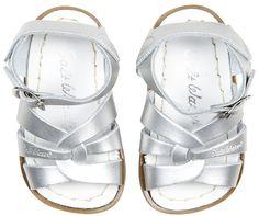 Salt-Water, The Original Sandal (Silver) $36