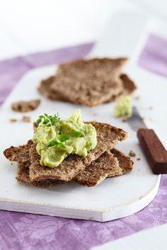 Avokadohummus | Pirkka #food #avocado