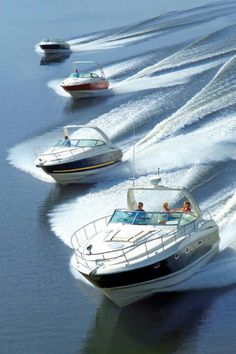 Monterey Boat Armada