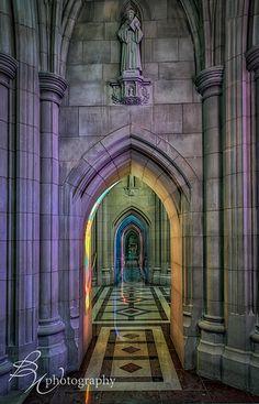 National Cathedral, Washington DC, USA