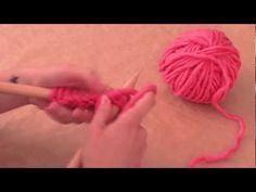 Tejer ¿Cómo saltar un punto sin tejer? - WE ARE KNITTERS, UE, 2013
