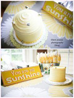 vintage sunshine party