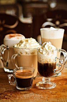 Lots of coffee <3 #coffee #love