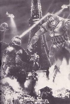 King Kong Escapes (1967)
