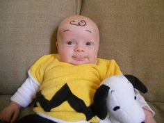 charlie brown...Oh M Gee...too cute!