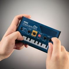 Fancy - Korg Monotron Duo Analog Synthesizer — mini-synth = MEGA-COOL :D $50