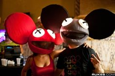 cool deadmau5 costumes