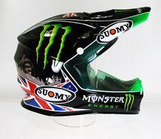Capacete Tommy Searle's MXDN Helmet