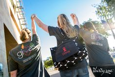 Thirty-One joined together and participated in the American Heart Association Heart Walk, to bring awareness, inspiration and hope to those affected by heart disease.