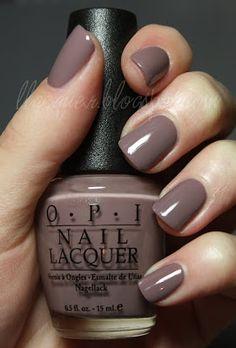 OPI Nail Color.