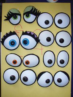 Jarrod Boutcher's Puppet Eye Process