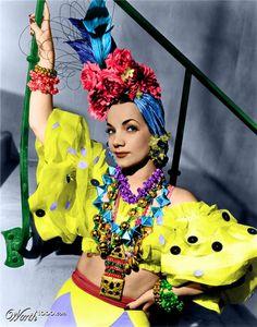 ANYTHING with Carmen Miranda in it!!!