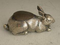 Rabbit Pincushion