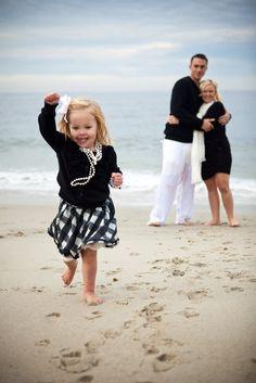 Beach Family Photography -