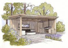 Prieel in tuin on pinterest tuin vans and stockholm - Prieel tuin ...